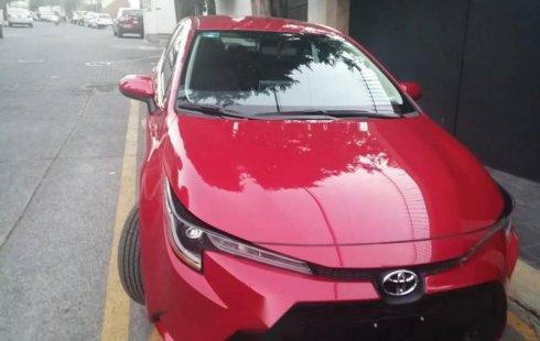 Vendo un Toyota Corolla