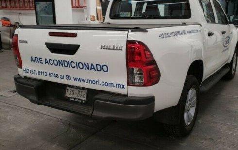 Un excelente Toyota Hilux 2019 está en la venta