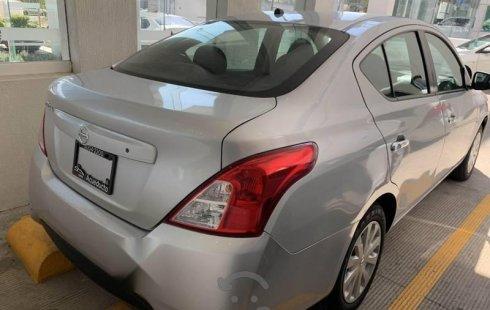 Nissan Versa 2018 usado