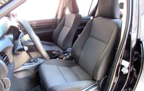 Toyota Hilux 2017 barato en Coyoacán