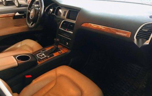 Un excelente Audi Q7 2015 está en la venta