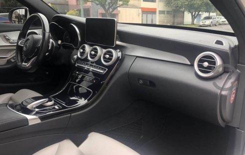 Urge!! Vendo excelente Mercedes-Benz Clase C 2015 Automático en en Azcapotzalco