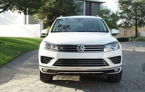 Quiero vender un Volkswagen Touareg en buena condicción