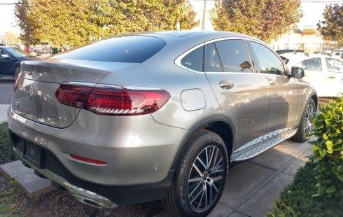Se vende un Mercedes-Benz Clase GLC 2020 por cuestiones económicas