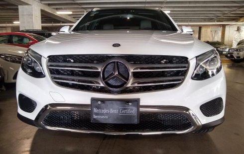 Tengo que vender mi querido Mercedes-Benz Clase GLC 2017