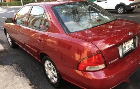 Precio de Nissan Sentra 2002