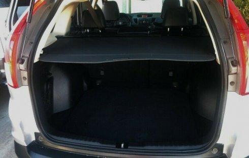 Llámame inmediatamente para poseer excelente un Honda CR-V 2012 Automático