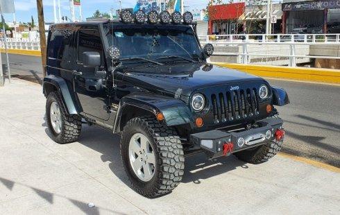 Vendo un Jeep Wrangler