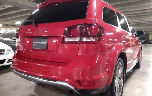 Se vende un Dodge Journey 2016 por cuestiones económicas