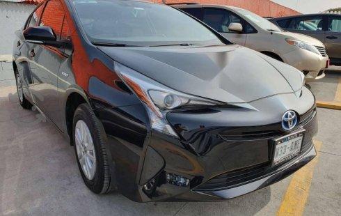 Quiero vender inmediatamente mi auto Toyota Prius 2017 muy bien cuidado