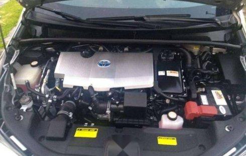 Se vende urgemente Toyota Prius 2016 Automático en Yautepec