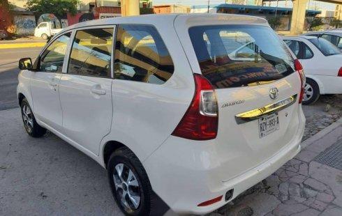 Urge!! Un excelente Toyota Avanza 2017 Manual vendido a un precio increíblemente barato en Monterrey