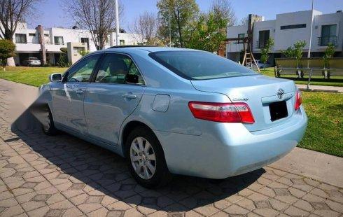 Llámame inmediatamente para poseer excelente un Toyota Camry 2008 Automático