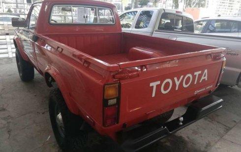 Se pone en venta un Toyota Tacoma