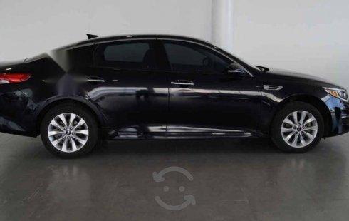 Quiero vender inmediatamente mi auto Kia Optima 2016 muy bien cuidado