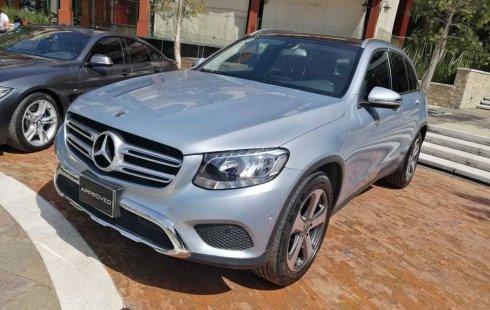 Mercedes-Benz Clase GLC impecable en Atizapán más barato imposible