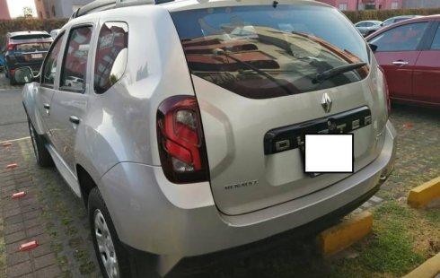 Renault Duster 2017 usado en Tlalpan
