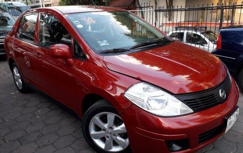 Se vende un Nissan Tiida 2014 por cuestiones económicas