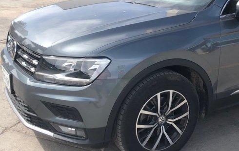 En venta un Volkswagen Tiguan 2018 Automático en excelente condición