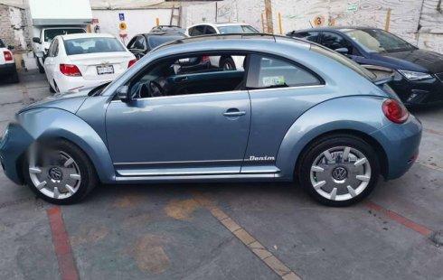 Vendo un Volkswagen Beetle