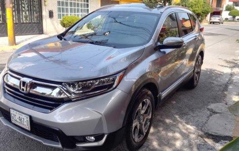 En venta un Honda CR-V 2017 Automático en excelente condición