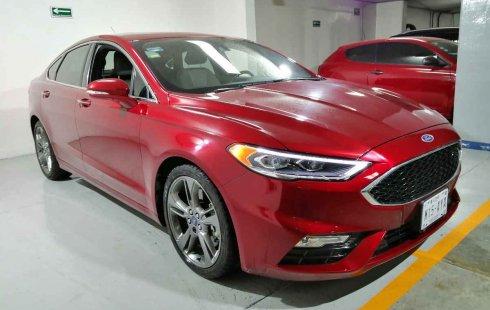 Vendo un carro Ford Fusion 2017 excelente, llámama para verlo