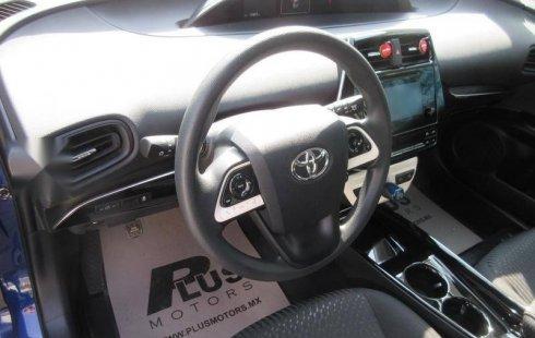 Un excelente Toyota Prius 2018 está en la venta