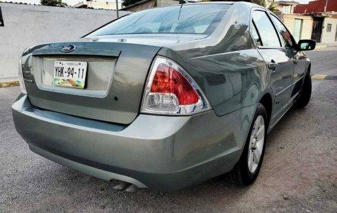 Vendo un Ford Fusion en exelente estado