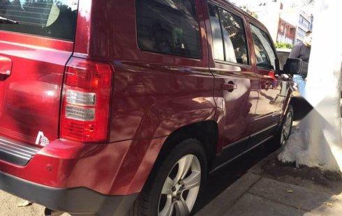 Urge!! Vendo excelente Jeep Patriot 2015 Automático en en Miguel Hidalgo