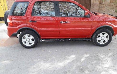 En venta un Ford EcoSport 2006 Manual en excelente condición