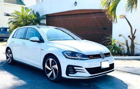 Quiero vender urgentemente mi auto Volkswagen GTI 2018 muy bien estado