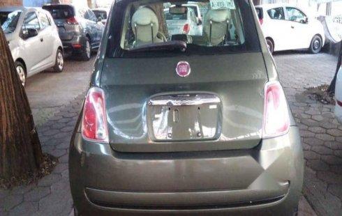 Precio de Fiat 500 2016