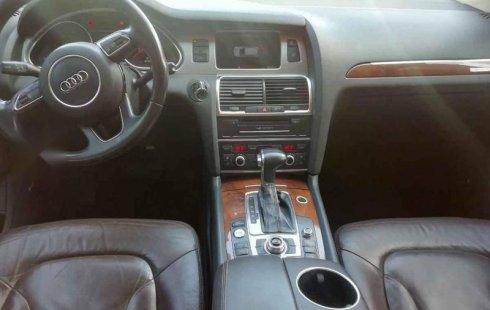 Un Audi Q7 2013 impecable te está esperando