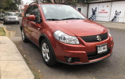Urge!! Vendo excelente Suzuki S-Cross 2011 Manual en en Coyoacán
