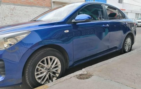 Se vende un Kia Rio 2018 por cuestiones económicas
