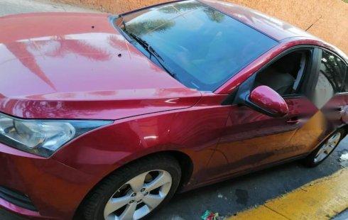 No te pierdas un excelente Chevrolet Cruze 2010 Manual en Guadalajara