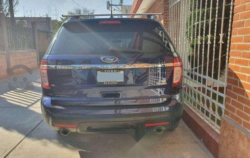 Ford Explorer 2011 usado