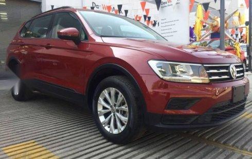 Volkswagen Tiguan 2018 barato en Ixtapaluca