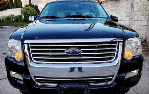 Un excelente Ford Explorer 2009 está en la venta