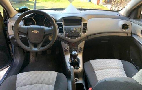 Un Chevrolet Cruze 2011 impecable te está esperando
