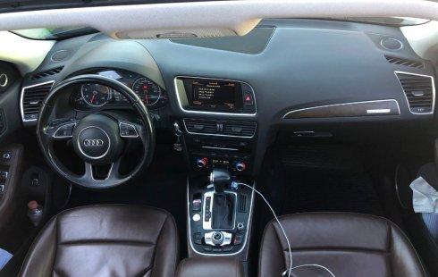 Un carro Audi Q5 2014 en Hidalgo
