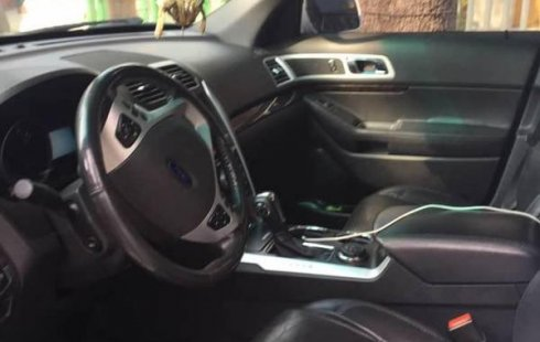 Urge!! Vendo excelente Ford Explorer 2014 Automático en en Iztapalapa