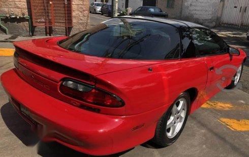 Quiero vender cuanto antes posible un Chevrolet Camaro 1996