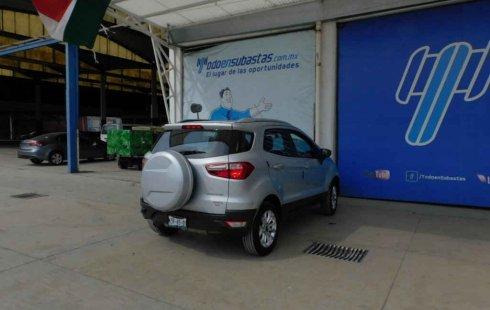 Se vende un Ford EcoSport 2016 por cuestiones económicas