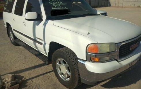 Chevrolet Yukon precio muy asequible