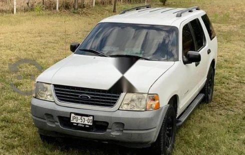 En venta un Ford Explorer 2002 Automático en excelente condición