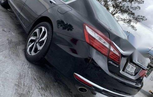 No te pierdas un excelente Honda Accord 2017 Automático en Tlalpan