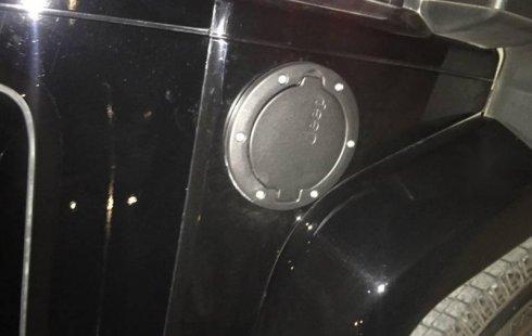 Se vende urgemente Jeep Wrangler 2016 Automático en Monterrey