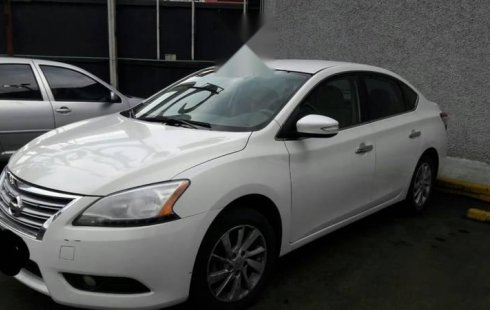 Nissan Sentra 2015 impecable
