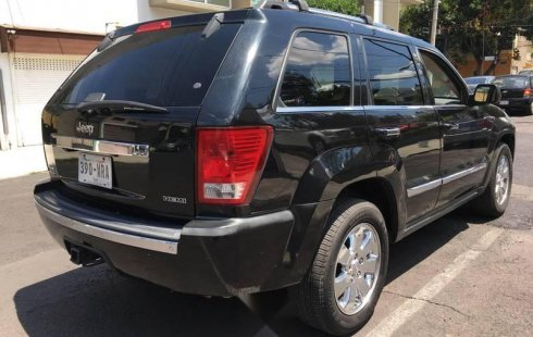 Jeep Grand Cherokee impecable en Benito Juárez